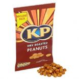 KP Dry Roasted Peanuts  270g